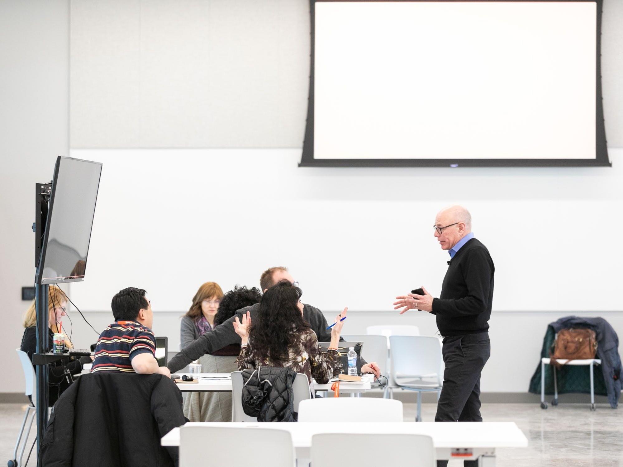 Guiding Teaching Practice