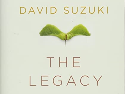 The legacy an elder's vision for our sustainable future