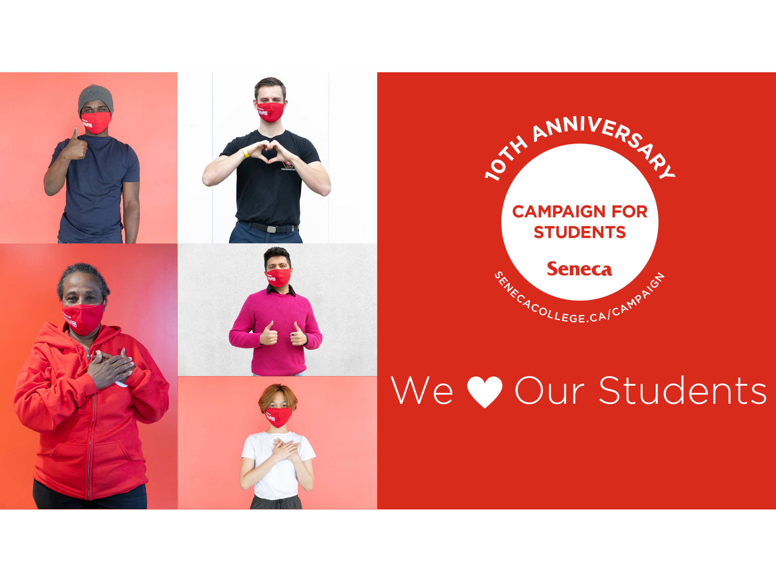 Campaign for Students turns 10