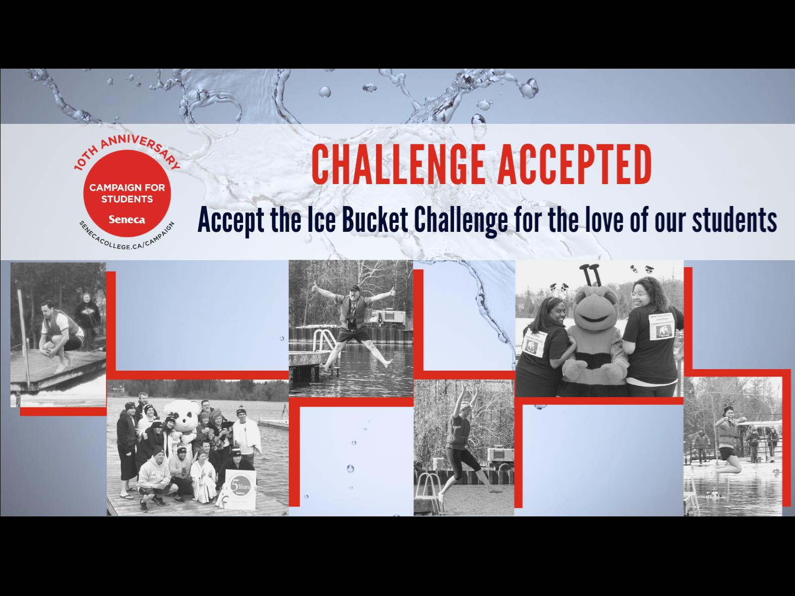 The 2021 Ice Bucket Challenge