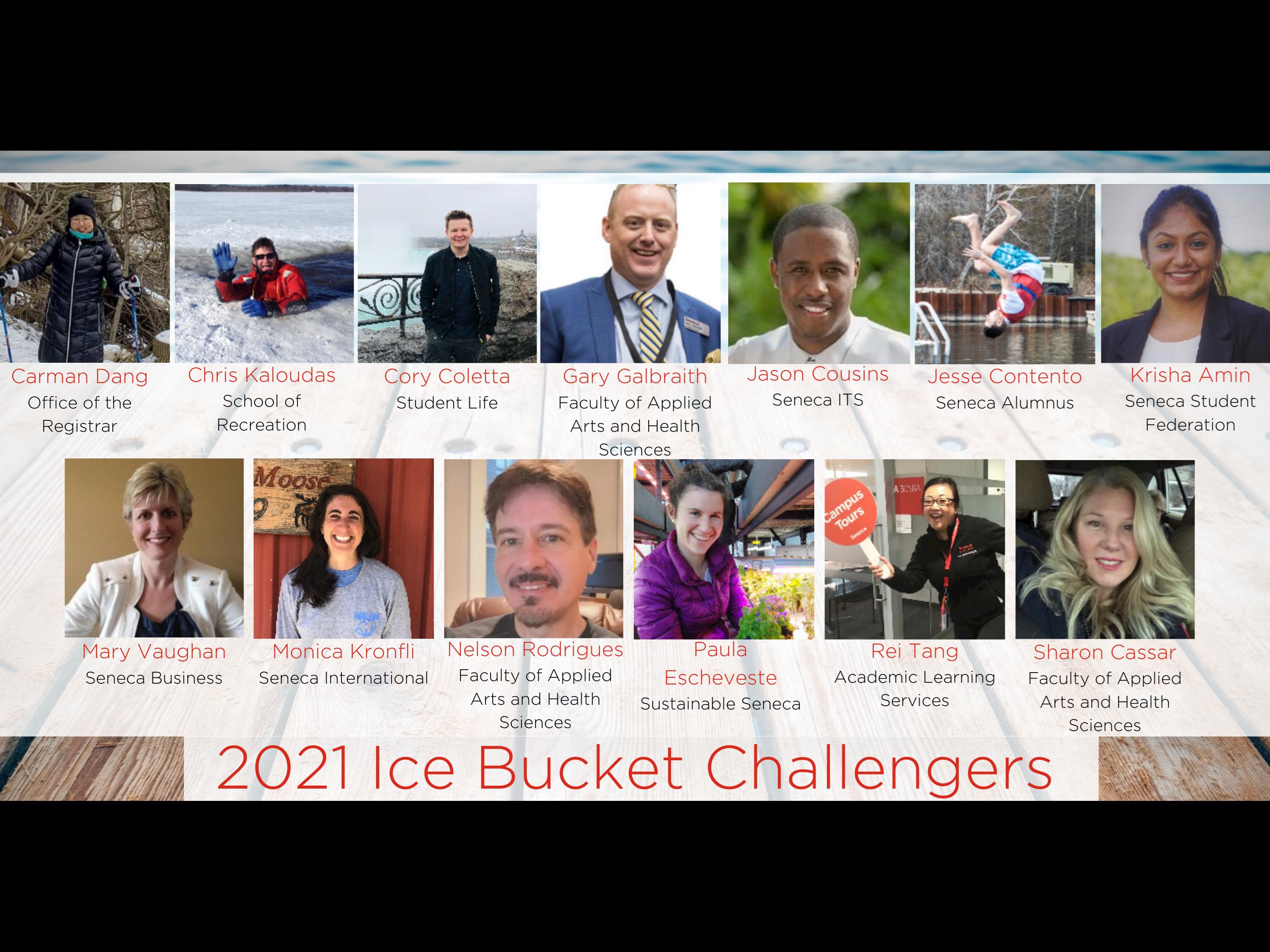 2021 Ice Bucket Challenge